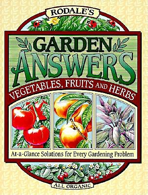 Image for Garden Answers Vegetables  Fruits And Herbs