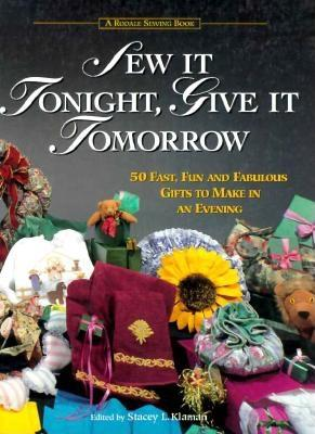 Image for SEW IT TONIGHT, GIVE IT TOMORROW