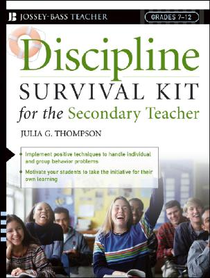Image for Discipline Survival Kit for the Secondary Teacher (J-B Ed: Survival Guides)