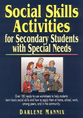 Image for Social Skills Activities for Secondary Students with Special Needs