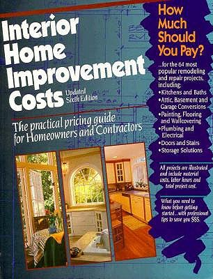 Image for Interior Home Improvement Costs: The Practical Pricing Guide for Homeowners & Contractors