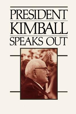 Image for President Kimball Speaks Out