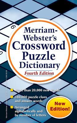 MERRIAM-WEBSTER'S CROSSWORD PUZZLE DICTIONARY, MERRIAM-WEBSTER