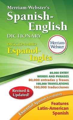 Image for Merriam-Webster's Spanish-English Dictionary, New Copyright 2016 (Spanish Edition) (English and Spanish Edition)