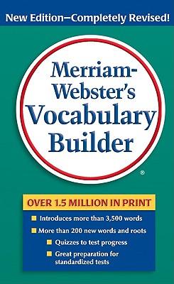 Image for Merriam-Webster's Vocabulary Builder