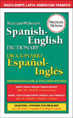 Image for Merriam-Webster's Spanish-English Dictionary