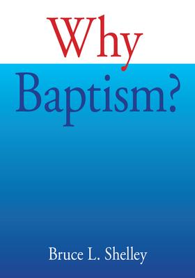 Image for Why Baptism? (Pamphlet)