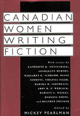 Image for Canadian Women Writing Fiction