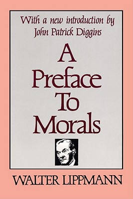 Image for A Preface to Morals