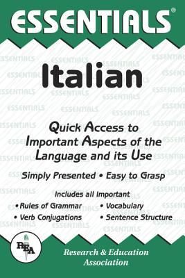 Italian Essentials (Essentials Study Guides), Forte, Carmela Ciarcia