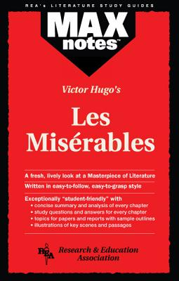 Image for Les Miserables (MAXNotes Literature Guides)
