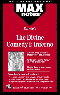 Divine Comedy I: Inferno, The (MAXNotes Literature Guides), Price Davis Ed.D., Dr. Anita; English Literature Study Guides
