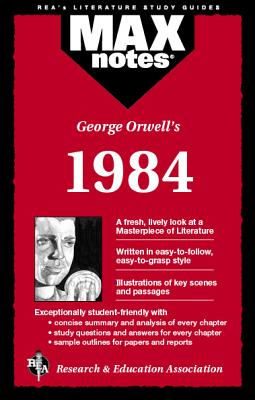 Image for George Orwell's 1984 (Max Notes)