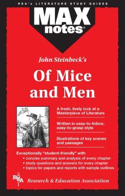 John Steinbeck's of Mice and Men (Max Notes), Joseph E. Scalia; Lena Shamblin