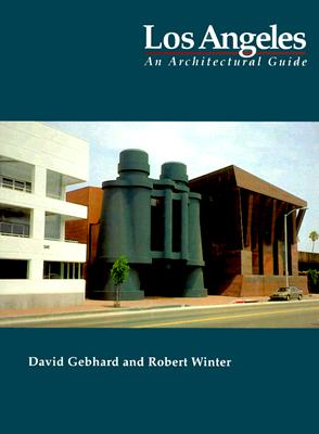 Image for LOS ANGELES: AN ARCHITECTURAL GUIDE