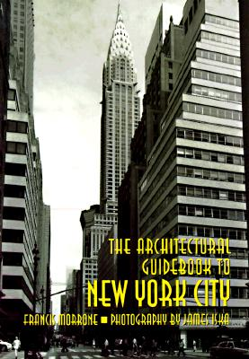 Image for The Architectural Guidebook to New York City