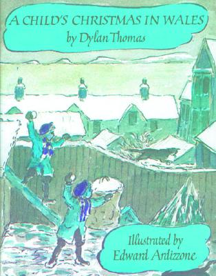 CHILD'S CHRISTMAS IN WALES, THOMAS, DYLAN