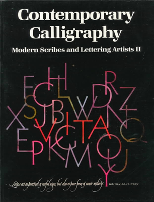 Image for Contemporary Calligraphy (Modern Scribes Lettering Artst)