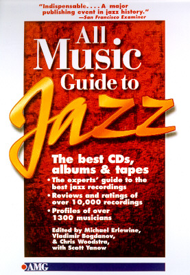 Image for All Music Guide to Jazz (Amg All Music Guide Series)