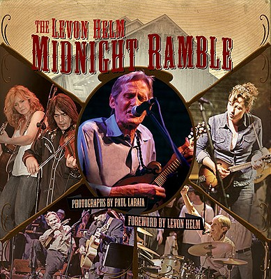 Image for The Levon Helm Midnight Ramble (Book)