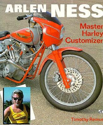 Image for Arlen Ness: Master Harley Customizer
