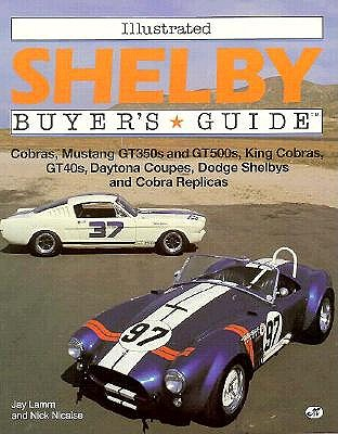 Image for Illustrated Shelby Buyer's Guide (Illustrated Buyer's Guide)