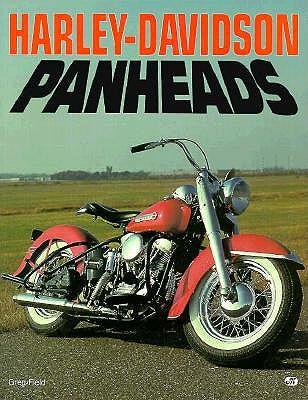 Image for Harley-Davidson Panheads