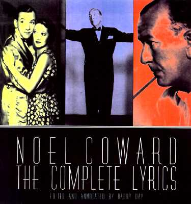 Image for Noel Coward: The Complete Illustrated Lyrics