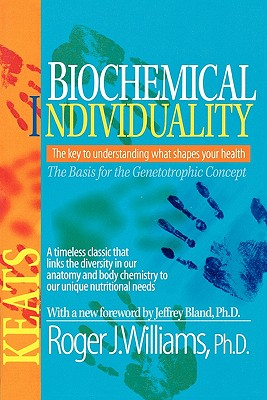 Image for Biochemical Individuality