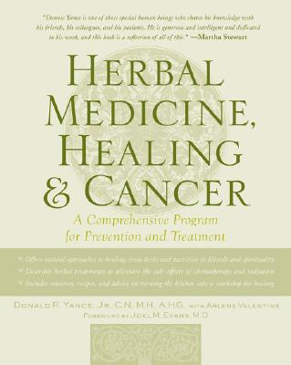 "Image for ""Herbal Medicine, Healing & Cancer: A Comprehensive Program for Prevention and Treatment"""