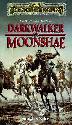 Darkwalker on Moonshae (Forgotten Realms-Moonshae Trilogy, Book 1), DOUGLAS NILES