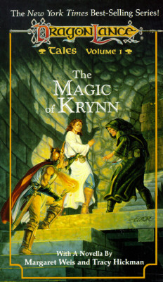 Image for DL/TALES #001 MAGIC OF KRYNN