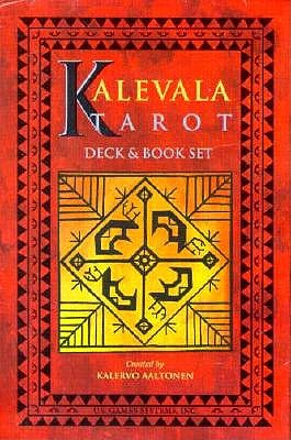 Image for Kalevala Tarot (Boxed set of Cards and Book)