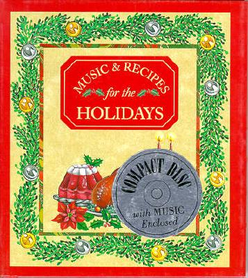Image for Music & Recipes for the Holidays
