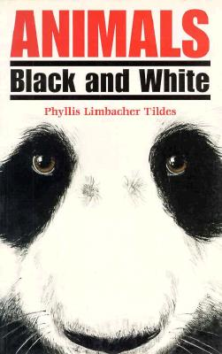 Animals Black and White, Tildes, Phyllis Limbacher