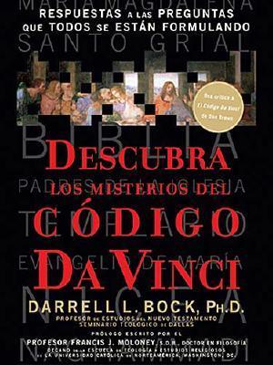 Image for Descubra Los Misterios Del Codigo Da Vinci (Spanish Edition)