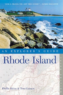 Image for Rhode Island: An Explorer's Guide (Explorer's Guide Rhode Island)