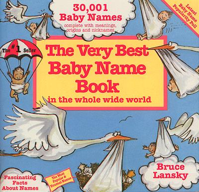 Image for The Very Best Baby Name Book in the Whole Wide World