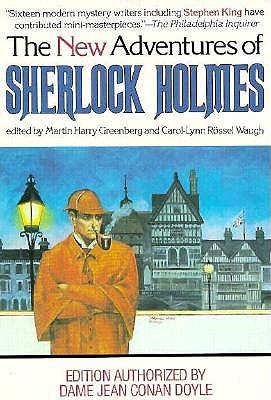 The New Adventures of Sherlock Holmes, Martin Greenberg, Carol-Lynn Rossel Waugh