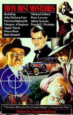 Image for Fifty Best Mysteries