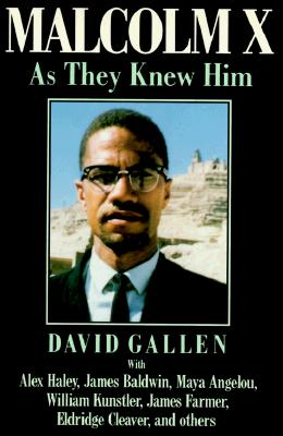 Image for Malcolm X : As They Knew Him