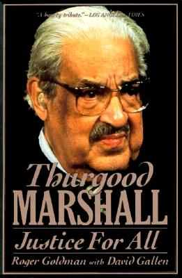 Image for Thurgood Marshall: Justice for All