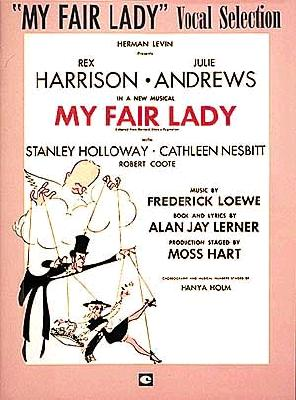 Image for My Fair Lady: Vocal Selections