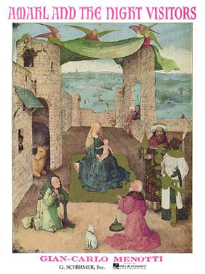 Image for Amahl and the Night Visitors: Vocal Score (Vocal Score Series)