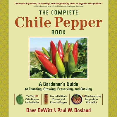 Image for Complete Chile Pepper Book