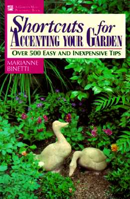 Image for SHORTCUTS FOR ACCENTING YOUR GARDEN