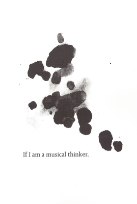 Image for If I Am A Musical Thinker