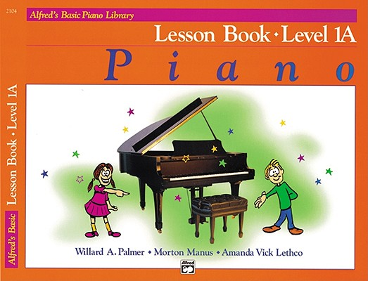 Image for Alfred's Basic Piano Library Lesson Book, Bk 1A