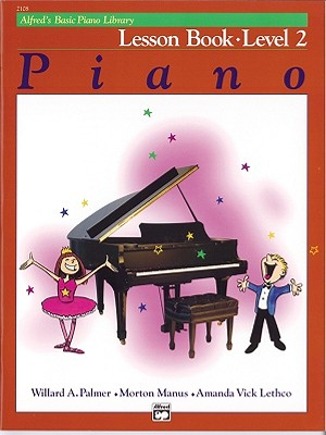 Image for Alfred's Basic Piano Library Lesson Book, Bk 2