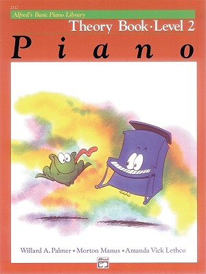 Image for Alfred's Basic Piano Library Theory, Bk 2